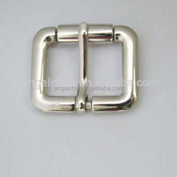 Good quality N-30002-391 25mm w/roller Fashion lock metal bag buckle / metalic bag buckle / leather bag buckle