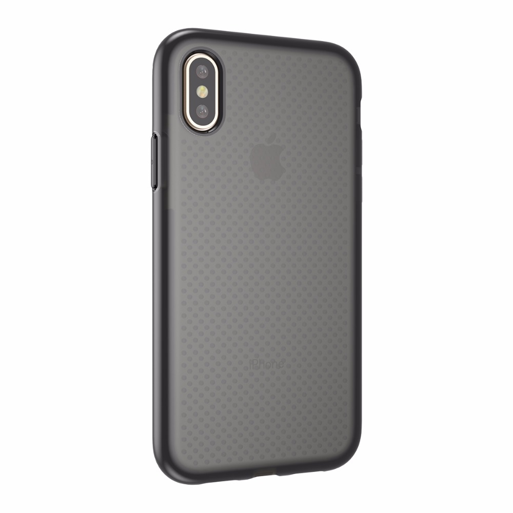 China Manufacturer Basketball silicone TPU Soft Shockproof anti-shock Anti-skid soft mobile phone Case For iPhone x