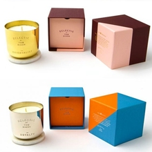 Luxury Candle Packaging Boxes Supplier in China