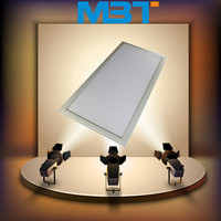 new style ip54 led panel light battery powered led panel light factory 295*595 rectangle mbt