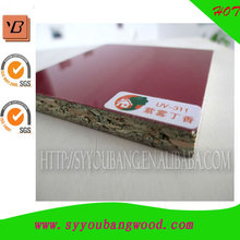 chipboard panel/uv melamine mdf board