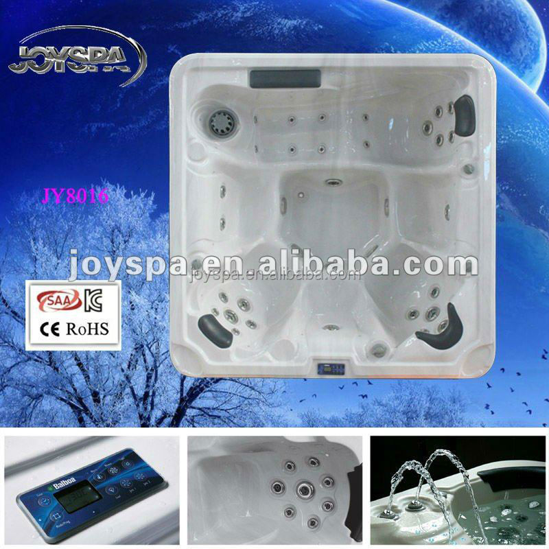 Massage outdoor USA Aristech Acrylic Balboa system very good mixing hot sex tub