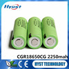 100% authentic li ion cgr18650cg cgr18650cg bak b18650ca 2250mah 18650 li ion battery