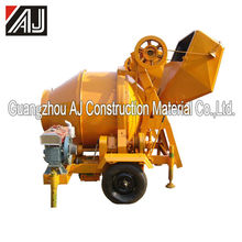 Hot Sale Africa!!! JZG350 Diesel Engine concrete mixers for sale in south africa