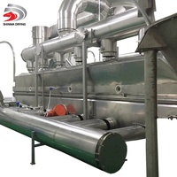 ZLG Seed grain dryer / Vibrating fluid bed dryer / vibrating fluidized bed dryer