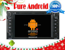 Pure Android 4.2 car dvd for TOYOTA Crown VITZ RDS,Telephone book,AUX IN,GPS,WIFI,3G,Built-in WIFI DONGLE