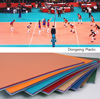 Quality premium indoor portable volleyball court sports flooring