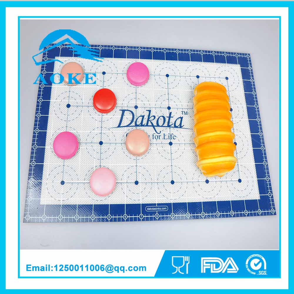 Best selling baking items wholesale healthy silicone baking mats