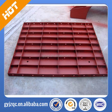 Adjustable Steel Scaffolding Frames / Portable Scafolding formwork