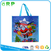 Multifuctional fashion eco-friendly RPET shopping bag for promotion