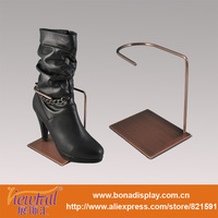 Factory smooth polish shoe diplay stand