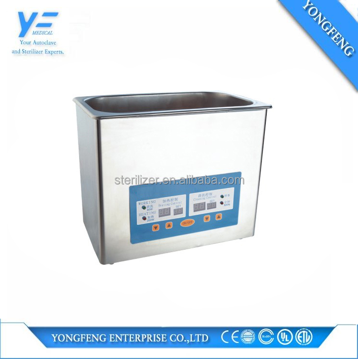 Factory Manufacture Various Electronic Display Diamond Ultrasonic Cleaner 4.3L