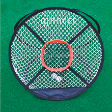 Durable portable golf chipping net