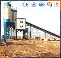 2013 hot sale! Mobile Aggregate Batcher Plant HZS75 with CE certified