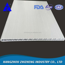 clear rigid pvc plastic pig penning board for sow obsteric table