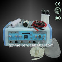 clinic spa use 7 in 1 ultrasonic high frequency facial equipment machine