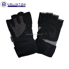 Men Gym Fitness Weight Lifting Wrist Wrap Workout Exercise Gloves