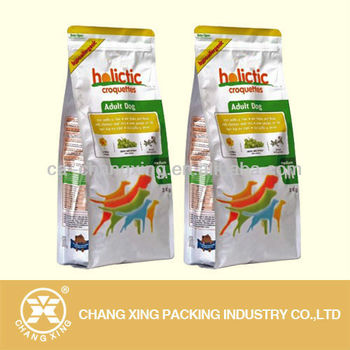 Oxygen resistance disposable food packaging bag aluminium foil