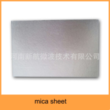 high temperature and high voltage mica sheets with good price