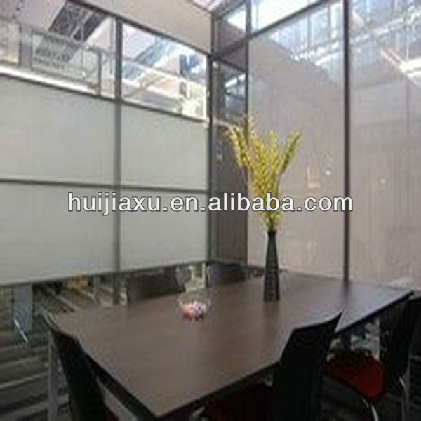 exterior glass wall,the office partition,glass partion