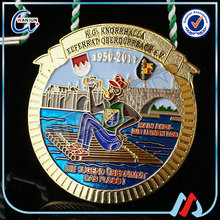 custom made high quality metal medals and medal keys