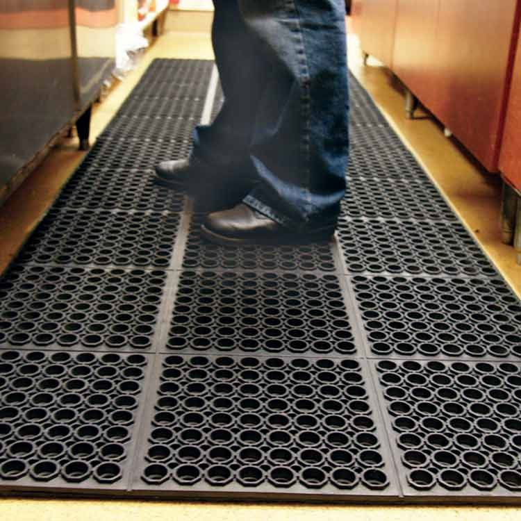 Wholesale Anti Fatigue Anti Slip Rubber Kitchen Floor Mats
