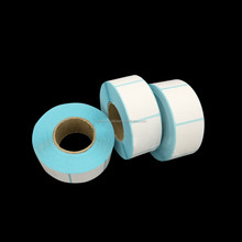 Mirror coated water borne glue self adhesive sticker label paper