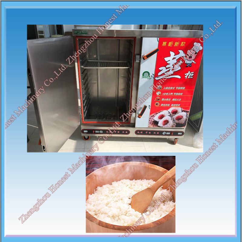High Quality Steam Rice Roll Machine