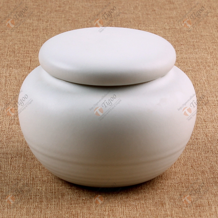 TG-521J04-W-S Brand new urns for cremation marble Multifunctional funeral urns at hobby lobby