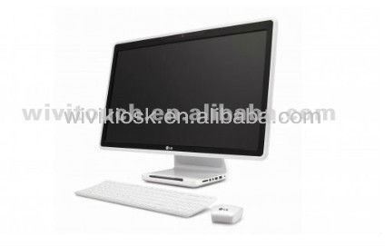 Good quality hot selling 15.6 inch all in one pc/computer