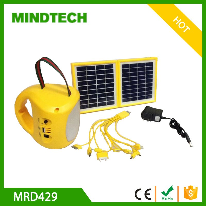 portable solar power generator for home use