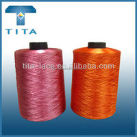 China wholesale reflective threads 100% polyester embroidery threads 150d/2