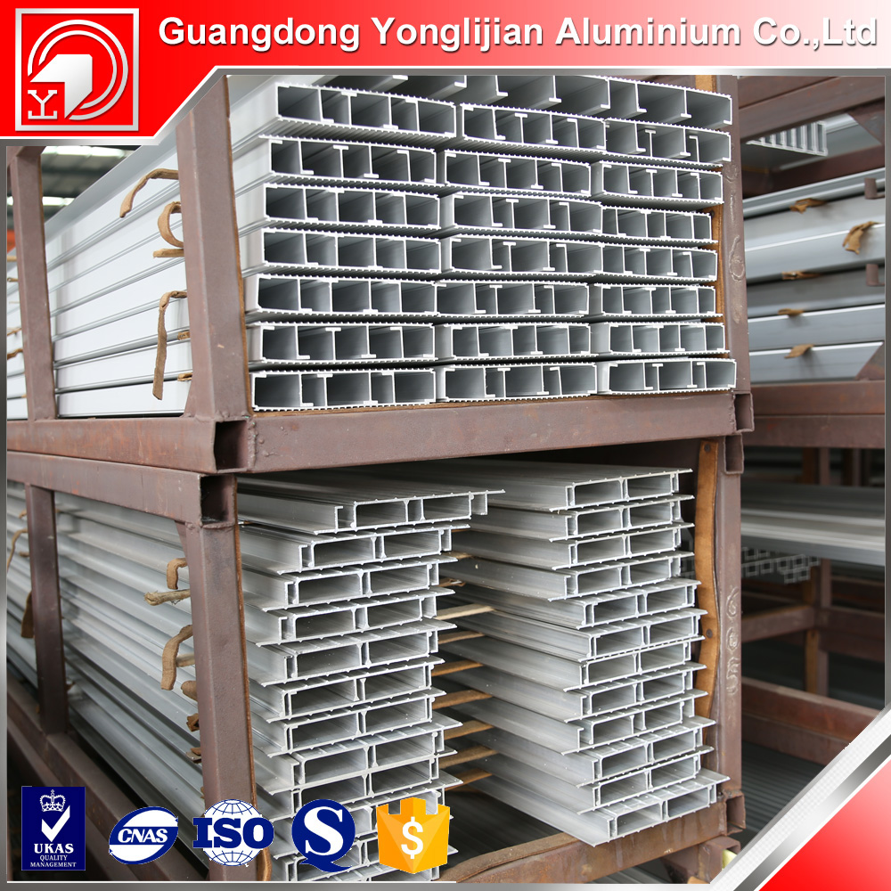 Aluminium industrial profile with high quality and satisfied service