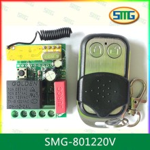 mini 3 v to 12 v 433mhz wireless remote control switch SMG-801220v