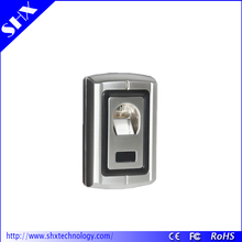 Security Product Fingerprint ID Card Reader PIN+Card WG Access Control System