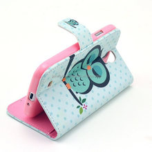 Mobile Phone Flip Leather Case For Lg E400 Optimus L3 Wholesale OEM