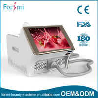 Portable 600W ipl diode laser hair removal machine price