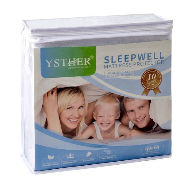 Cheap Bed Bug Proof Waterproof Zippered Mattress Encasement Cover - Jozy Mattress | Jozy.net
