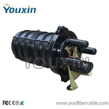 Fiber Optic Splice Closure FTTH fiber optical splice closure Horizontal vertical Fiber Optic Splice Closure