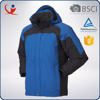 Custom design sport training men breathable warm brand name jacket
