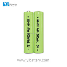 Nickel metal hydride rechargeable ni-mh battery pack aa aaa 1.2v