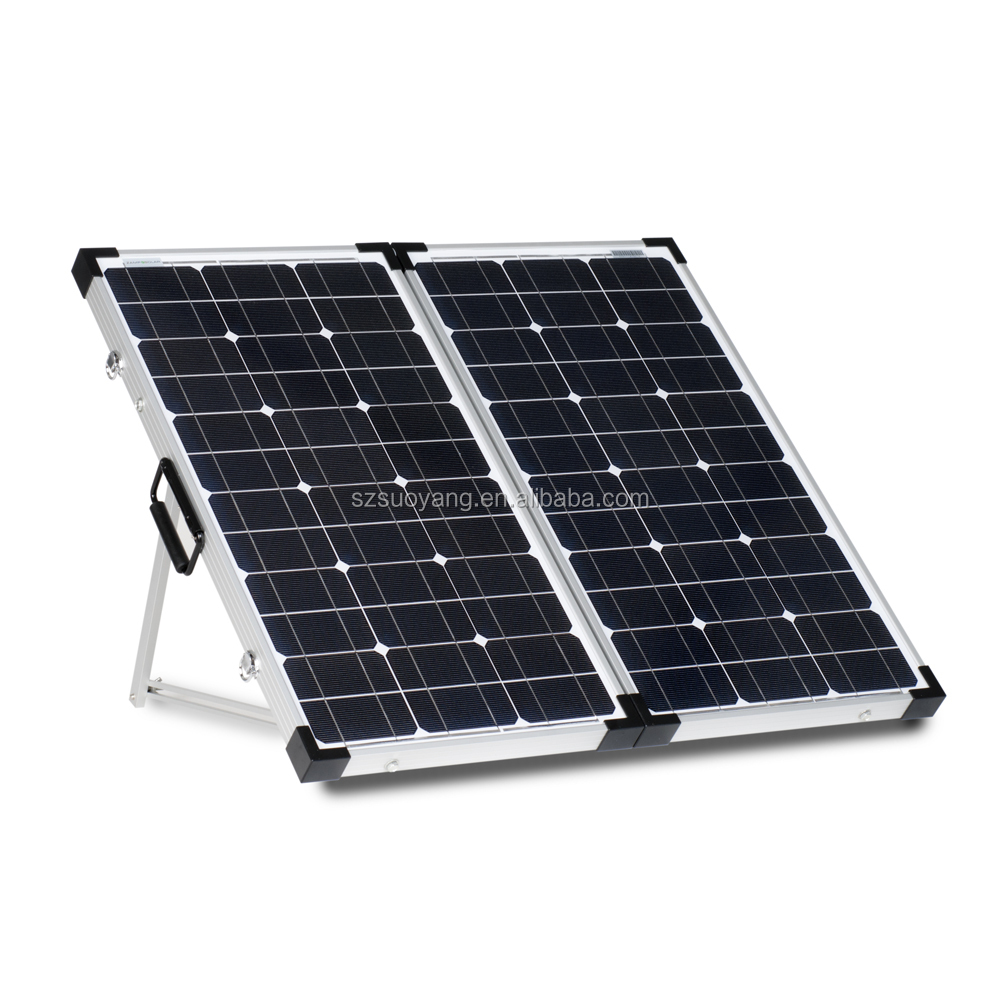 Shenzhen Suoyang New energy company,TUV/CE/Rohs/ISO certificate Mono and Poly 10w to 300w best price per watt solar panels