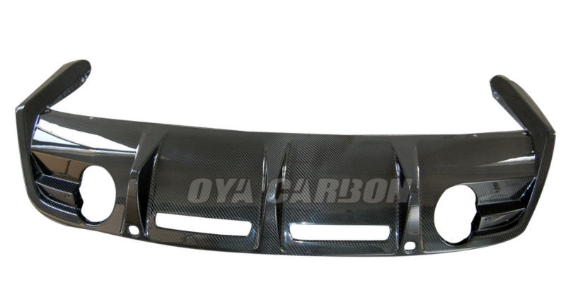 Rear Diffuser in carbon fiber for Aston Martin DBS