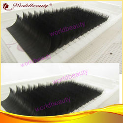 B,C,D,J curl black mink eyelash extension private label acceptable
