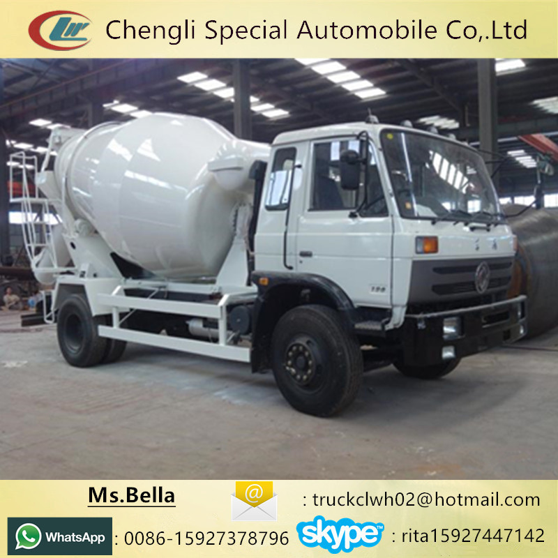 diesel engine manual transmission dongfeng cement mixer truck for sale buy cement mixer truck. Black Bedroom Furniture Sets. Home Design Ideas