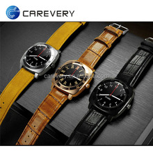 Fashion android gsm 2g smart watch round IPS screen 2016 new style watch phone
