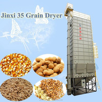 35T Agricultural Hot Selling Grain Drying Machine