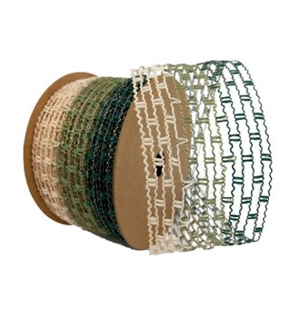One Roll to SELL! Celebrate it Wired Ribbon Garden decor Flower wrap