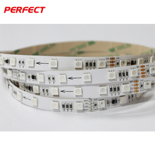 DMX control running 5050 rgb dream color P943 IC led strip light