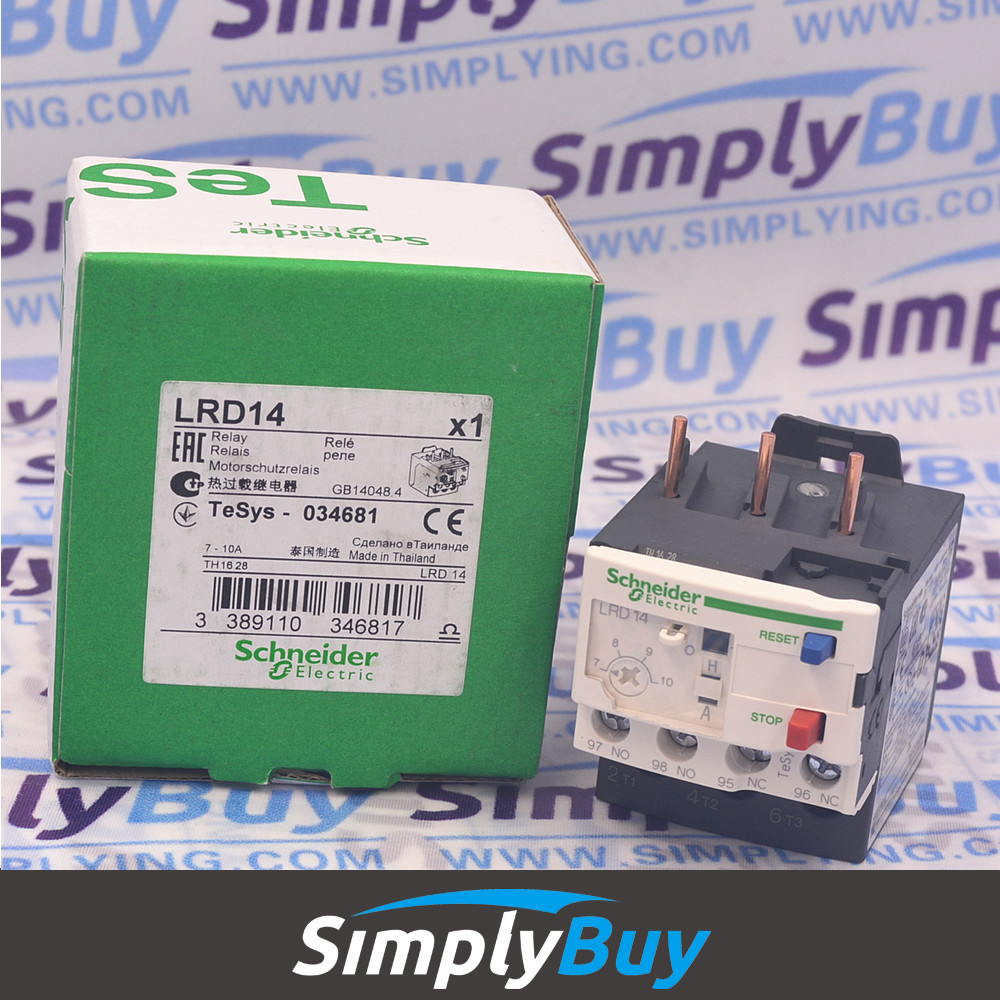 thermal overload relay price LR9F5363 Adjust ampere 48-80A Used for LC1F115-185 Class 10 power relay
